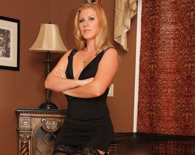 Maitresse dominatrice Gabrielle Metz